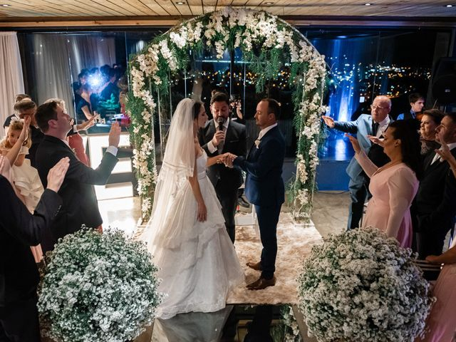 O casamento de Vanessa e Alexandre