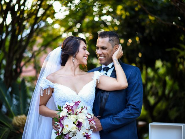 O casamento de Janaina e Cleber