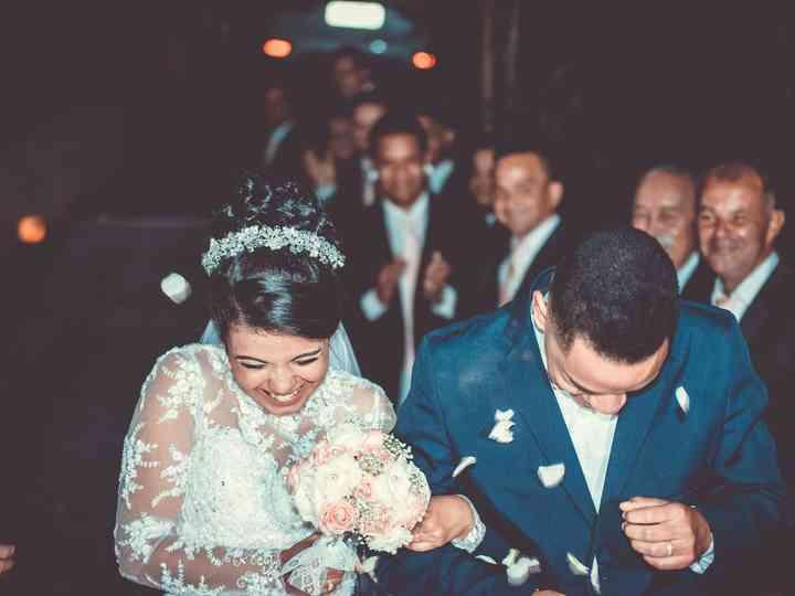 O casamento de Janaina e Miqueias