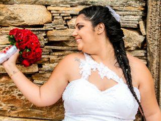 O casamento de Giovana e David 1