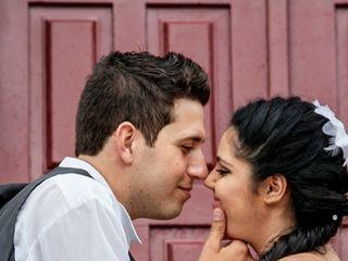 O casamento de Giovana e David 2