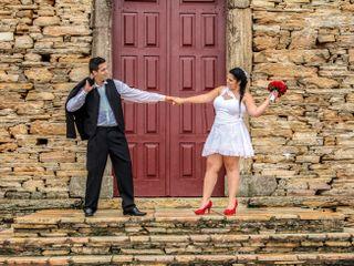 O casamento de Giovana e David 3