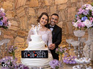 O casamento de Gabriel Matos e Leticia Becerene