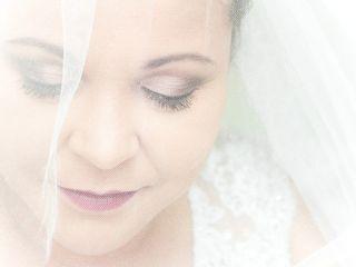 O casamento de Jussara e Leandro