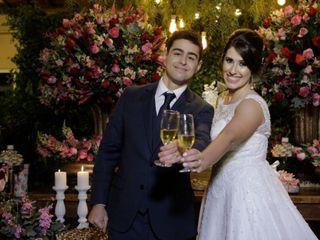 O casamento de Bruna e Vlademir 1
