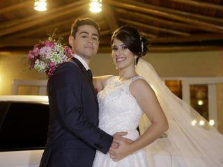 O casamento de Bruna e Vlademir