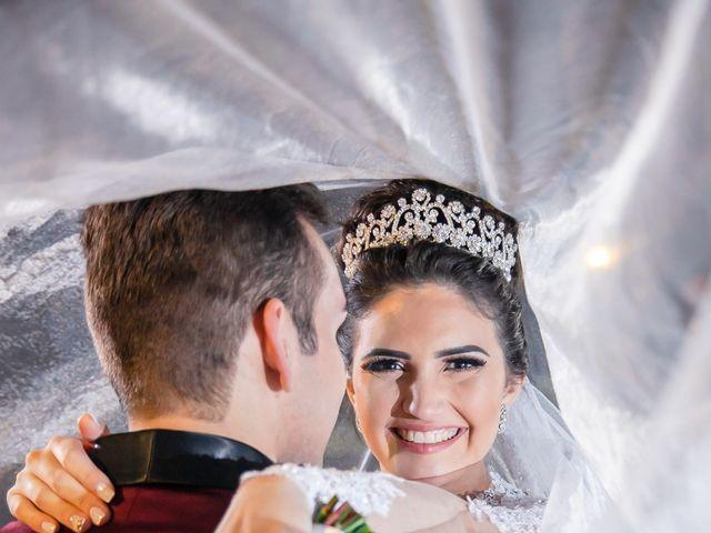 O casamento de Jacqueline e Mattheus