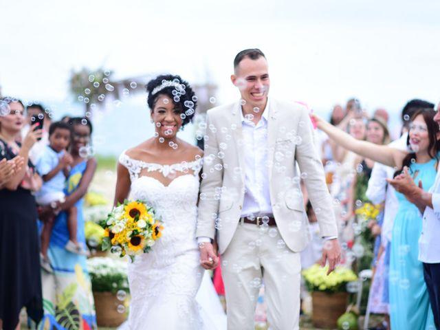 O casamento de Danielle e Julio