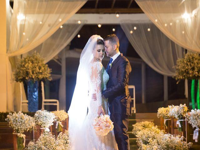 O casamento de Priscila e Tiago