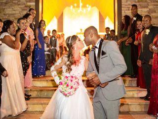O casamento de Andresa e Jean