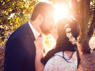 O casamento de Ana Cláudia e Luís Fernando