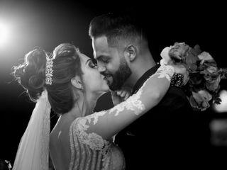 O casamento de Nathalia e Glauber