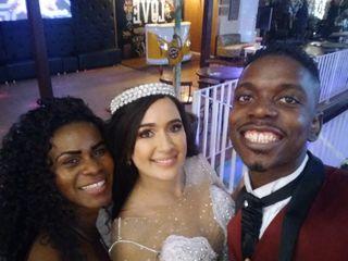 O casamento de David e Edna 3