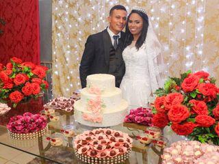 O casamento de Zaira e Renato