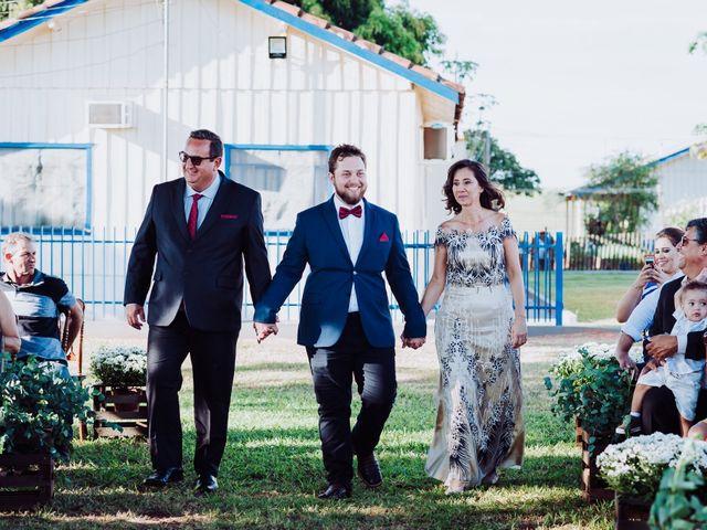 O casamento de Luís Fernando  e Ana Cláudia em Itaquiraí, Mato Grosso do Sul 18