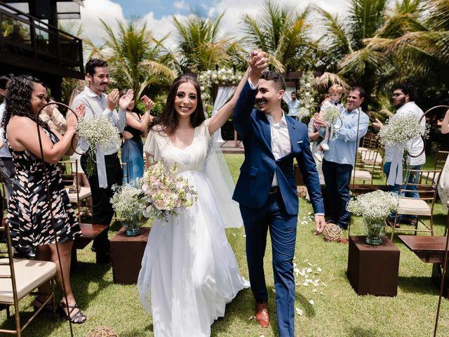 O casamento de Julia e Pablo