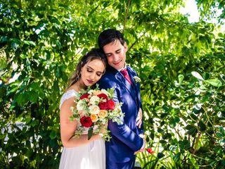 O casamento de Barbara e Willian