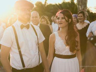 O casamento de LIVIA MAIRA TORSANI KAMIYAMA e CAIO HENRIQUE NERES DOS SANTOS