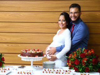O casamento de Rosana e Lucas