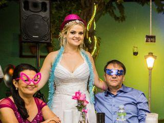 O casamento de Denise e Maicon 3