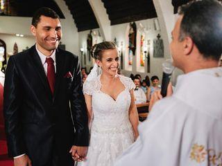 O casamento de Aline  e Felipe 3