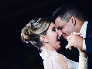 O casamento de Ana Carolina e Carlos Júnior