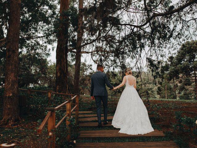 O casamento de Sindy e Rogério
