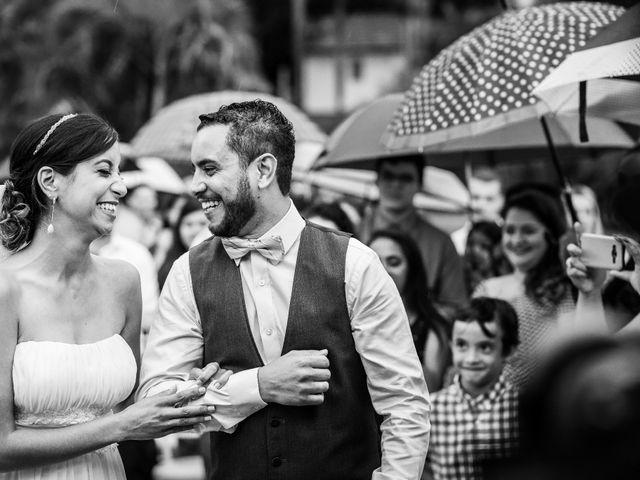 O casamento de Bruna e Betinho