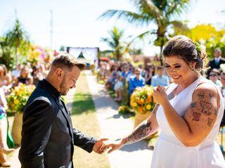 O casamento de Juliana e Dhiury 2