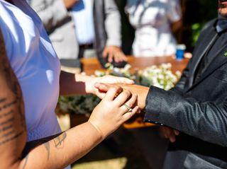 O casamento de Juliana e Dhiury 3