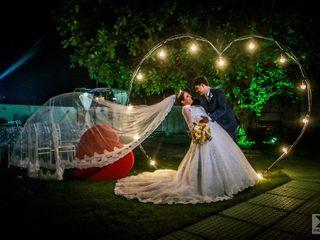 O casamento de Liméry e Tiago