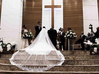 O casamento de Rosângela e Estanislau