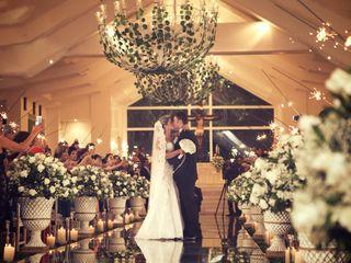O casamento de Liliane e Paulo