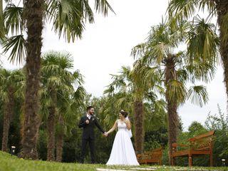 O casamento de Carol e Luiz