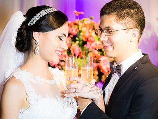 O casamento de Ludimila e Diego