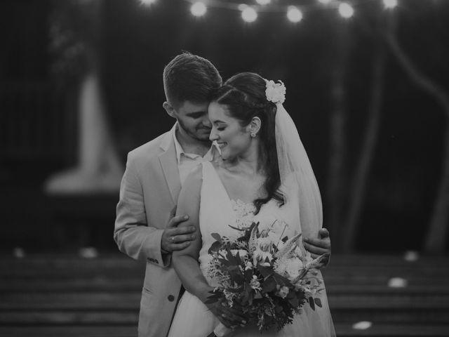 O casamento de Maria Carolina e Eric