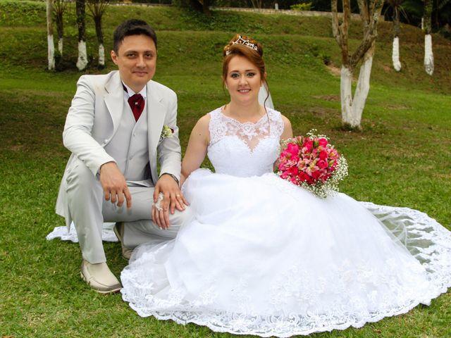 O casamento de Christopher e Neurides