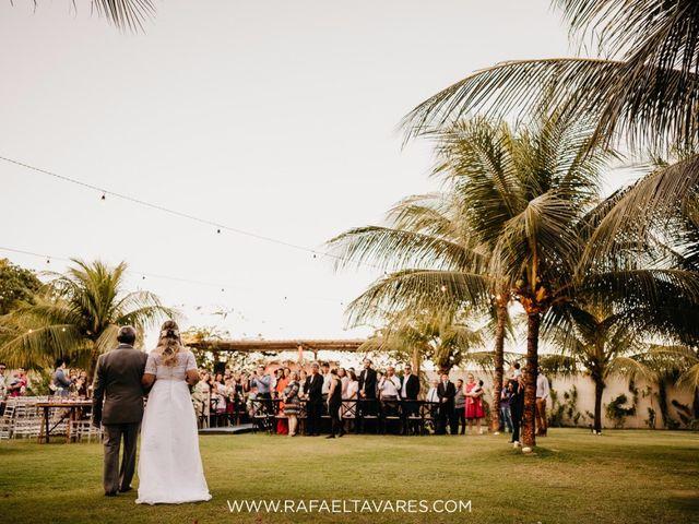 O casamento de Júnior e Karol em Natal, Rio Grande do Norte 18