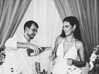 O casamento de Júlia  e Cézar  1
