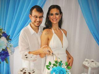 O casamento de Júlia  e Cézar