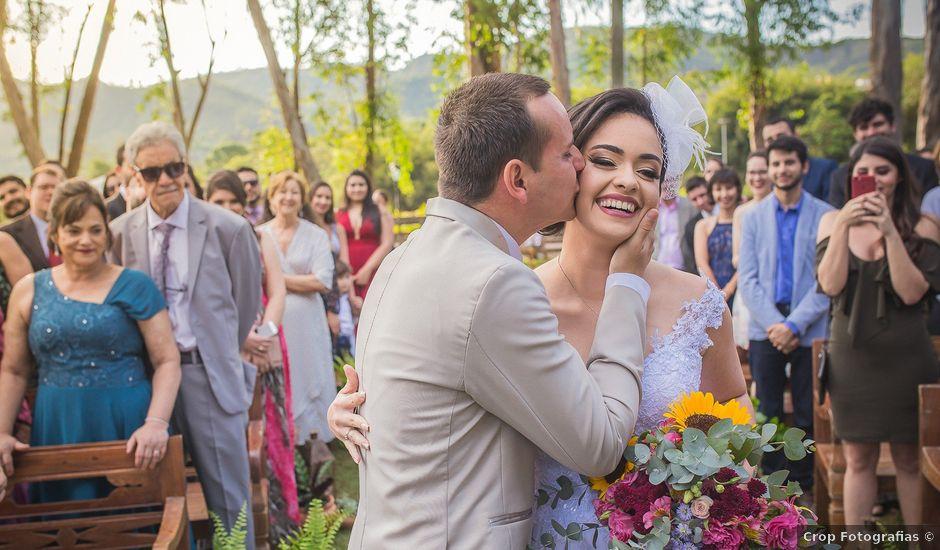O casamento de Alexandre e Nathalia em Sabará, Minas Gerais