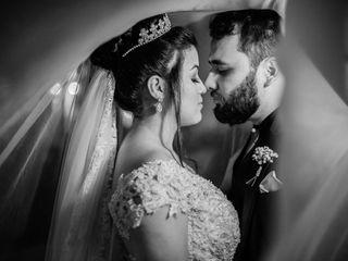 O casamento de Ana Paula e Braian