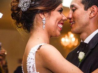 O casamento de Racquel  e Rodolfo