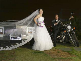 O casamento de Camila e Rodrigo