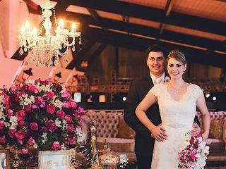 O casamento de Caroline e Leandro