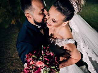 O casamento de Helen e Alvaro