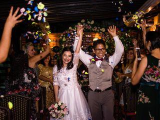 O casamento de Alyne e Tiago 1