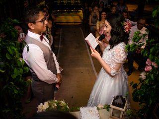 O casamento de Alyne e Tiago 2