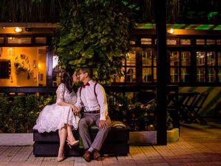 O casamento de Alyne e Tiago 3