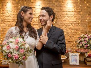 O casamento de Paloma e Felipe